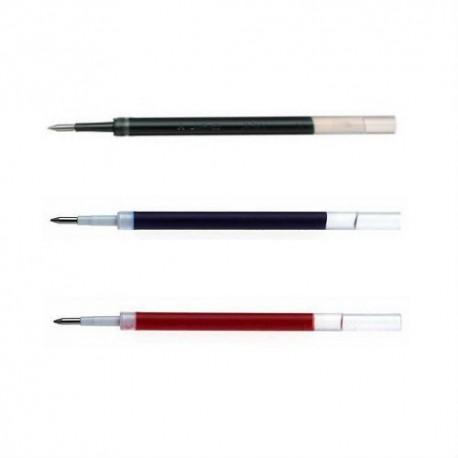 三菱 UMR-87 啫喱筆 替芯 UMN-207 用 0.7亳米 12支 黑色/藍色/紅色