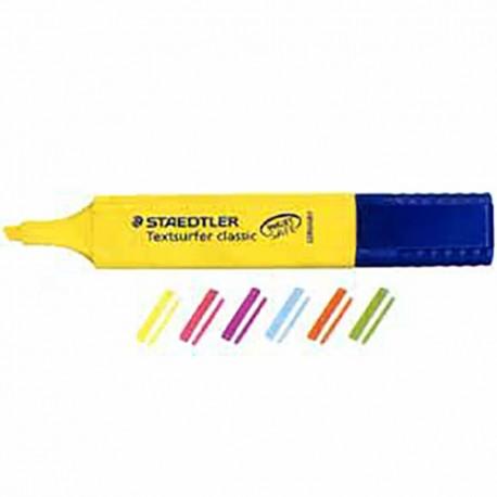 施德樓 364 螢光筆 藍色/綠色/黃色/紅色/紫色/橙色/粉紅色