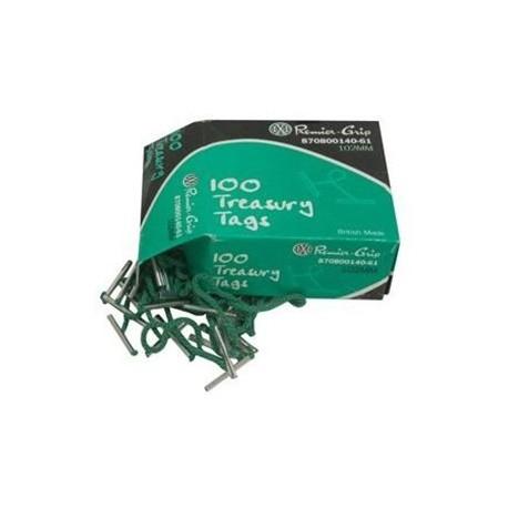 Premier Grip 綠色快勞繩 4吋 102毫米 100條
