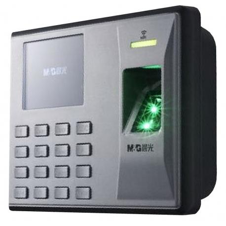M&G 晨光 AEQ96711 WIFI智能雲指紋考勤機